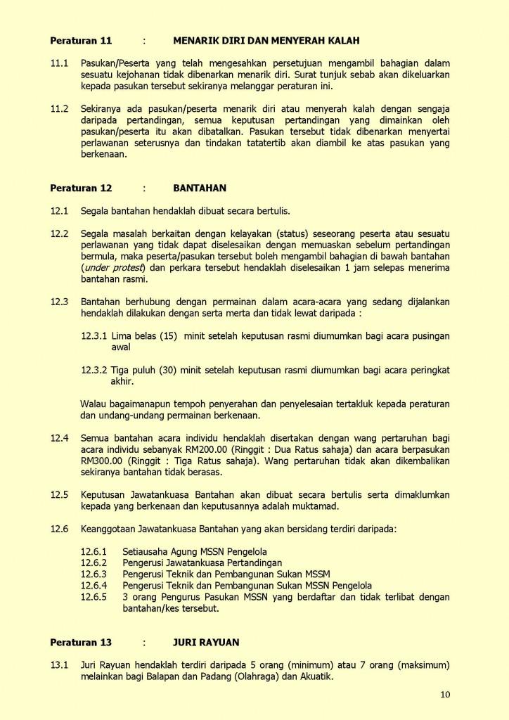 peraturan am MSSM untuk Blog MSSM_10