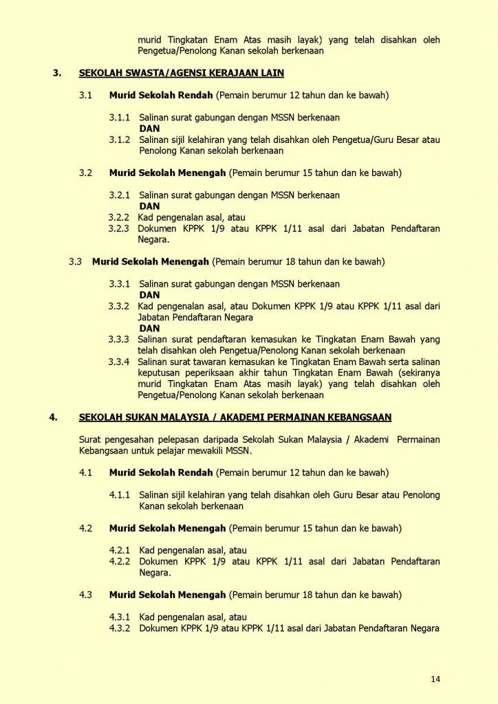 peraturan am MSSM untuk Blog MSSM_14